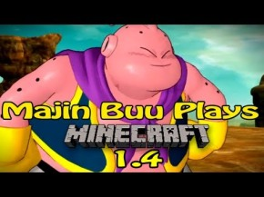 Majin Buu Plays Minecraft! GOLD