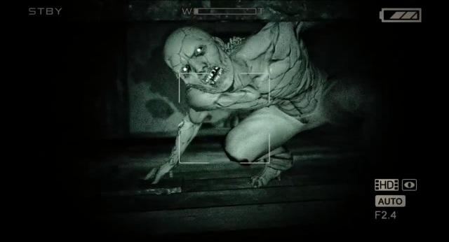 Outlast-Horror
